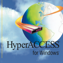 HyperACCESS terminal emulation for windows